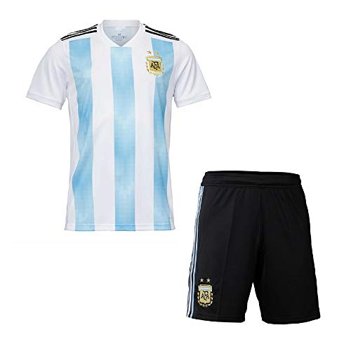 Bokning Custom World Cup Camisetas 2018 Football Sports Fan Team Camiseta Jersey para niños Adultos