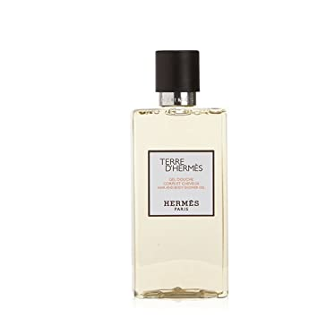 Hermes Terre D Hermes Shower Gel 200 ml  Amazon.co.uk  Beauty 258f8126b29