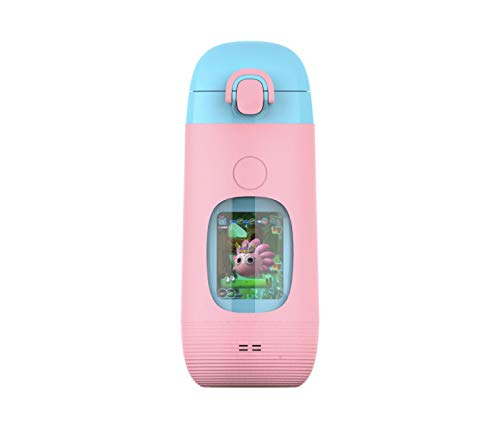 Smart Water Bottle for Kids - GululuGo Interactive Water Bottle Includes Games and Stories Along with a Health Tracking Smartphone App, 350ml Smart Water Bottle for Kids by Gululu (Image #7)