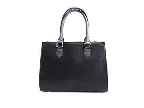 Borsa donna modello shopping a mano linea Amaranthine Laura Biagiotti 254-1 NERO