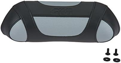 soft noir-gris Dosseret passager pour E55 Maxia III