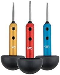 GRS Tools 004-670 調節可能なグレーバーハンドル 3個セット