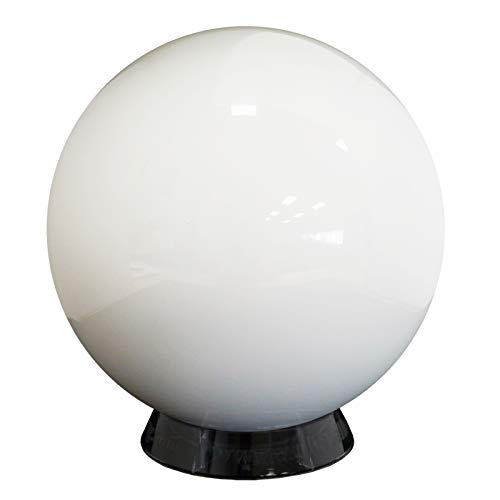 On-The-Ball-Bowling-All-White-Bowling-Ball-Undrilled