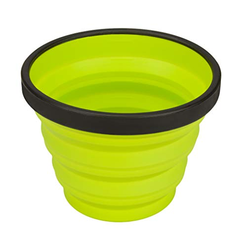 Sea To Summit X-Cup (Lime Green, 8.3-Ounce/250 ml)