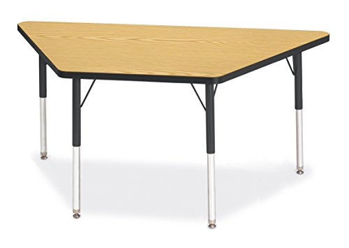 Berries 6443JCA210 Trapezoid Activity Tables, A-Height, 30