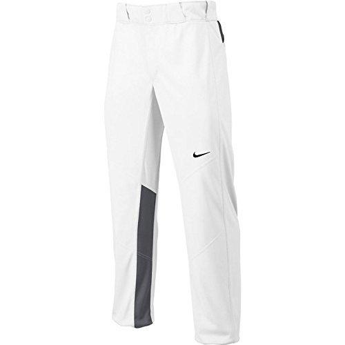 Nike Men's Vapor 1.0 Unhemmed Baseball Pant (Baseball Pant Unhemmed)