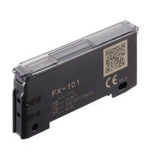 Panasonic FX-100 Digital Fiber Sensor, 3.6 micro-sec Response Time