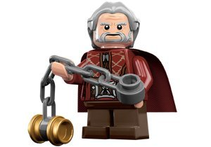 Lego Hobbit Dori the Dwarf Minifigure