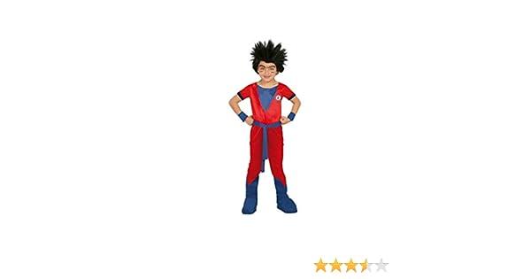 Guirca 82762 - Ninja Rojo Infantil Talla 10-12 Años