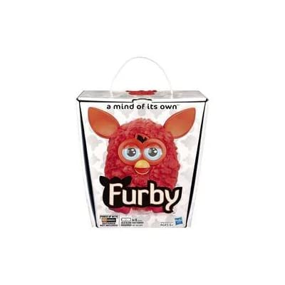 FURBY- PHOENIX RED (Manufacturer's Age: 6 years and up)(It SPEAKS FURBISH and English!): Toys & Games