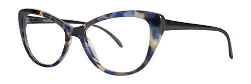 - Eyeglasses Vera Wang V 394 Blue Tortoise