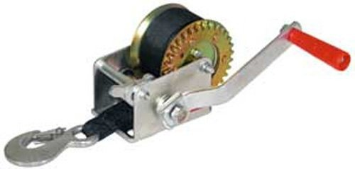 Buyers Products HW2000S Hand Winch (Handwinch, 2,000 Lb Capacity W/26Ft)