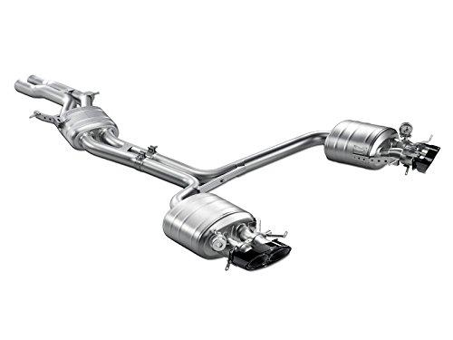 Amazon.com: Akrapovic 10-15 Audi RS5 Coupe (B8) Evolution Line Cat Back (Titanium) w/ Carbon Titanium Tips: Automotive