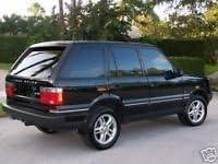 Range Rover p38 CHROME GRILL STRIPES