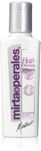 Mirta De Perales Hairdressing Cream with Vitamin E, 4.0 - Cream Hairdressing