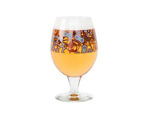 2018 New Belgium Brewery Artisan Series Globe Glass 315051
