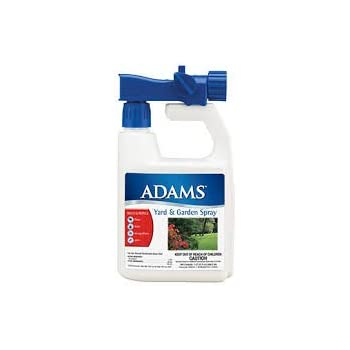 Amazon Com Adams Yard Amp Garden Spray Kills Amp Repels