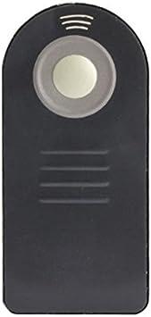 Oferta amazon: SODIAL Negro Mando a Distancia IR Control Remoto Inalambrico ML-L3 para Nikon D7000 D5100 D5000 D3000