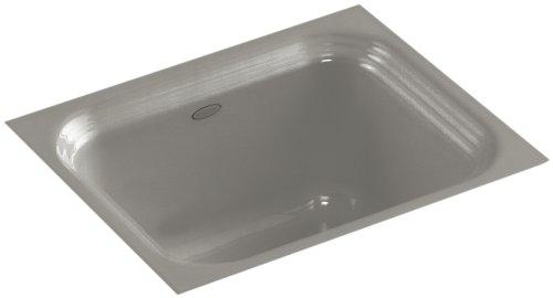 - Kohler K-6589-U-K4 Northland Undercounter Entertainment Sink, Cashmere
