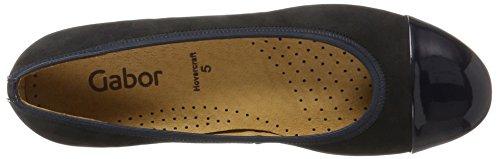 Gabor Casual Bailarinas Gabor Mujer Shoes para 16 Azul Ocean OOqPAxrCw