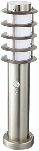 Au/ßenleuchte Laterne Standlampe Wegleuchte Garten E27 Edelstahl Lampe Standlampe Calgary 80cm