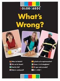 Color Cards: What's Wrong? by ColorCards