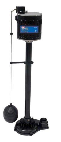 Barracuda 1/3 HP Thermoplastic Pedestal Sump Pump