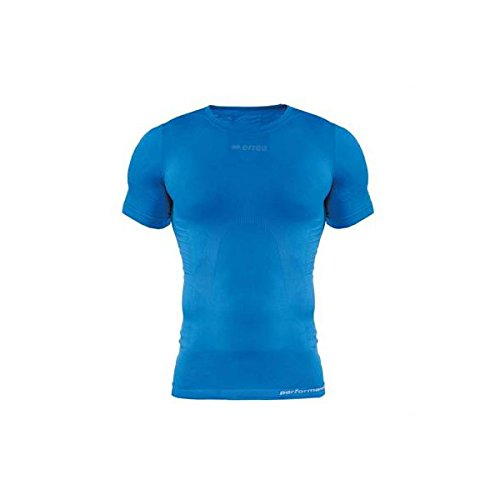 Errea 3dwear Maillot thermique David SS Royal XS