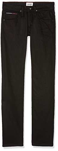 Ryan Coated Denim Blu Scuro Jeans W27l32 Chicago Hilfiger FgSqa