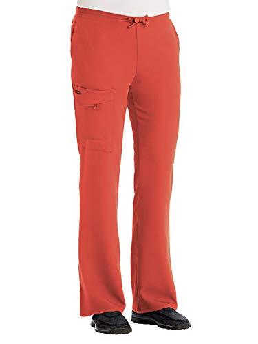 - Jockey 2249 Women's Scrub Pant Hibiscus M