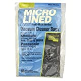 10 Replacement Kenmore Model 5055 / 50557 / 50558 Microlined Bags...