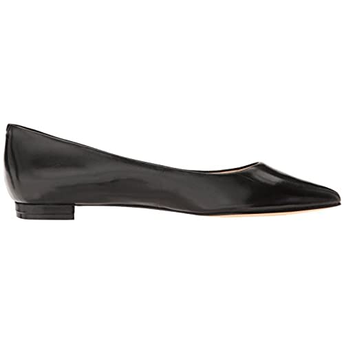7c16b9731b8f6 durable service Nine West Women's Alicea Leather Ballet Flat ...