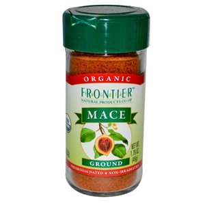Frontier Herb Organic Mace Ground, 1.76 Ounce - 6 per case