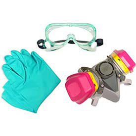 Ultra Ever Dry Ppe Kit
