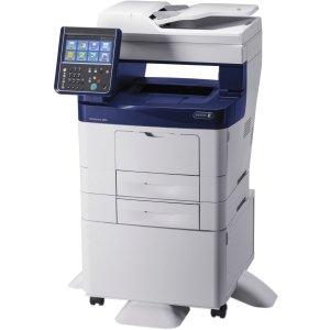 Xerox WorkCentre 3655 Laser Multifunction Printer - Monochrome - Plain Paper Print - Floor Standing - Copier/Printer/Scanner - 47 ppm Mono Print - 1200 x 1200 dpi Print - Touchscreen - 600 dpi Optical Scan - Automatic Duplex Print - 700 sheets Input - Gig