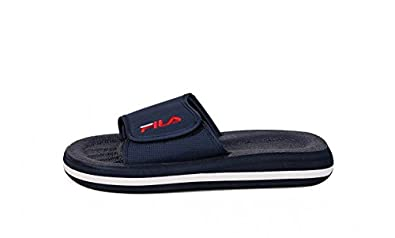 a94bf5485bb8 Fila Unisex Adults  Strap-One Athleitc Sandals