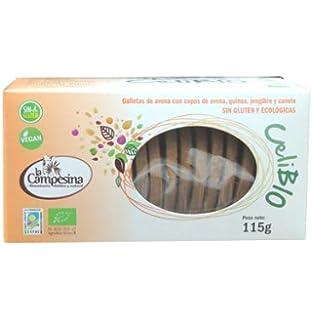 Schar sin gluten Galletas de avena libres 130g: Amazon.es: Salud y ...