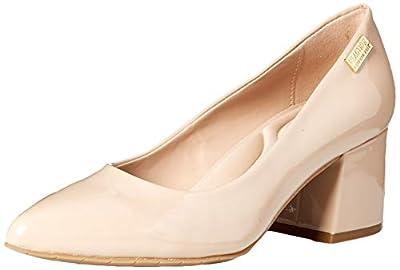 Kenneth Cole REACTION Women's Kick Pump Block Heel