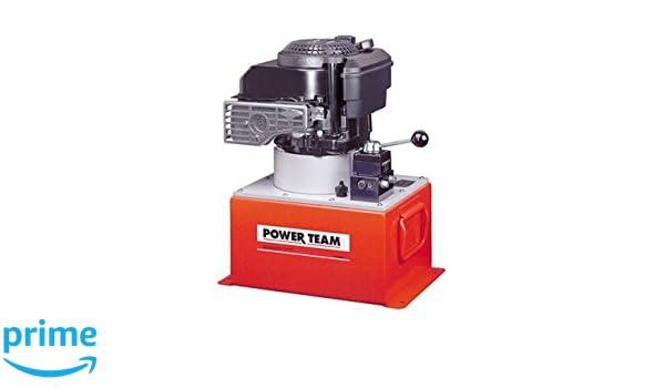 SPX Power Team PG554 Gasoline Pump for Double Acting SPX Power Team Corporation