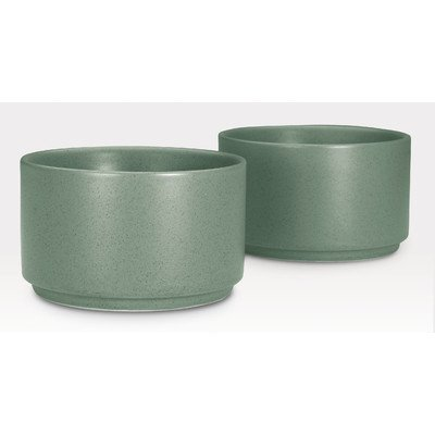 (Noritake 9-Ounce Colorwave Ramekins, Set of 2, Green)