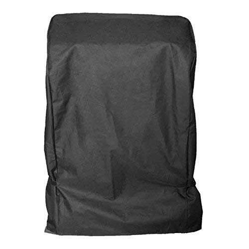 iCOVER Two Burner Small Grill Cover, 30″(W) 26″(D) 43″(H) fits Most Two Burner BBQ Covers, Also fits Pit Boss Copperhead Pellet Grill Smokers 5, 5.5, 7.0