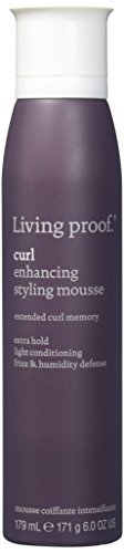 Curl Enhancing Styling Mousse Living Proof Mousse Unisex 6 oz (Pack of 5) by PerfumeWorldWide, Inc. Drop Ship Company