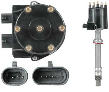 New Distributor for Chevy GMC Oldsmobile 1982-1996 V6 4.3 EFI TBI Complete Assembly by Parts Player (Chevy K1500 91 Tbi Parts compare prices)