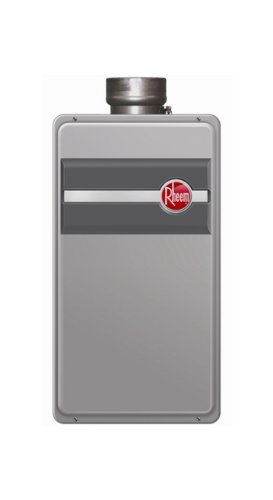 RHEEM RTG-84DVP Low Nox Direct Vent Tankless Water Heater...
