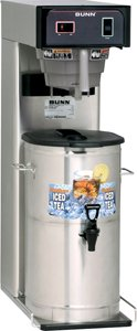 - Bunn 36700.0013 27 gal/hr Iced Tea Brewer - Model TB3Q