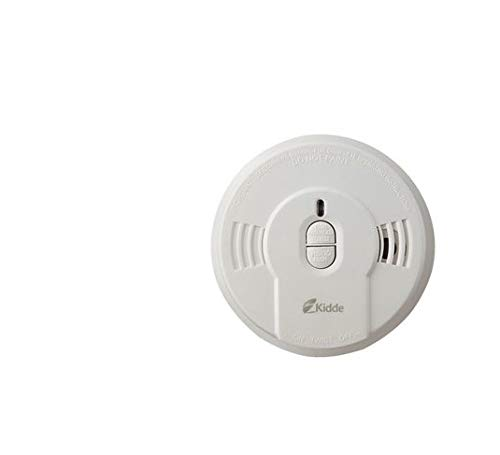 - 6 Pack of Kidde i9010 10-Year Sealed Lithium Battery-Operated Smoke Alarm with Memory and Smart Hush