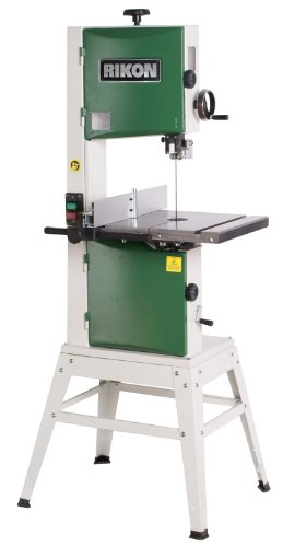 Rikon 10-315 Deluxe Bandsaw, 12-Inch