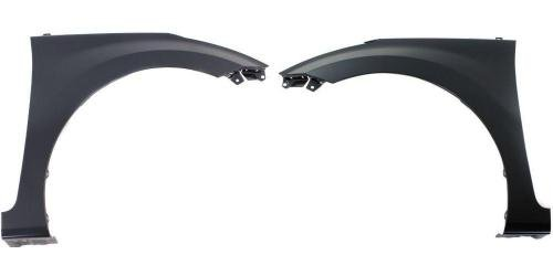 (Go-Parts PAIR/SET OE Replacement for 2011-2016 Hyundai Elantra Fenders Left & Right (Driver & Passenger) For Hyundai Elantra)