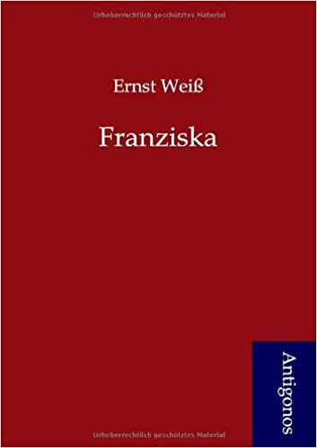 0f1d51ba90f9a4 Buy Franziska Book Online at Low Prices in India