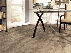 """Shaw Floors Navigator Plank 5.90"""" Luxury Vinyl Tile Flooring Fathom Sample"""
